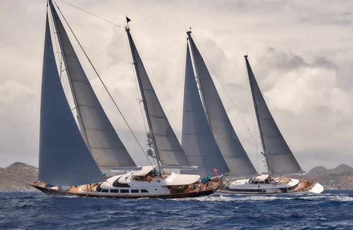 La St Barth's Bucket Regatta